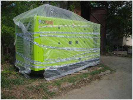 монтаж и обслуживание генераторов